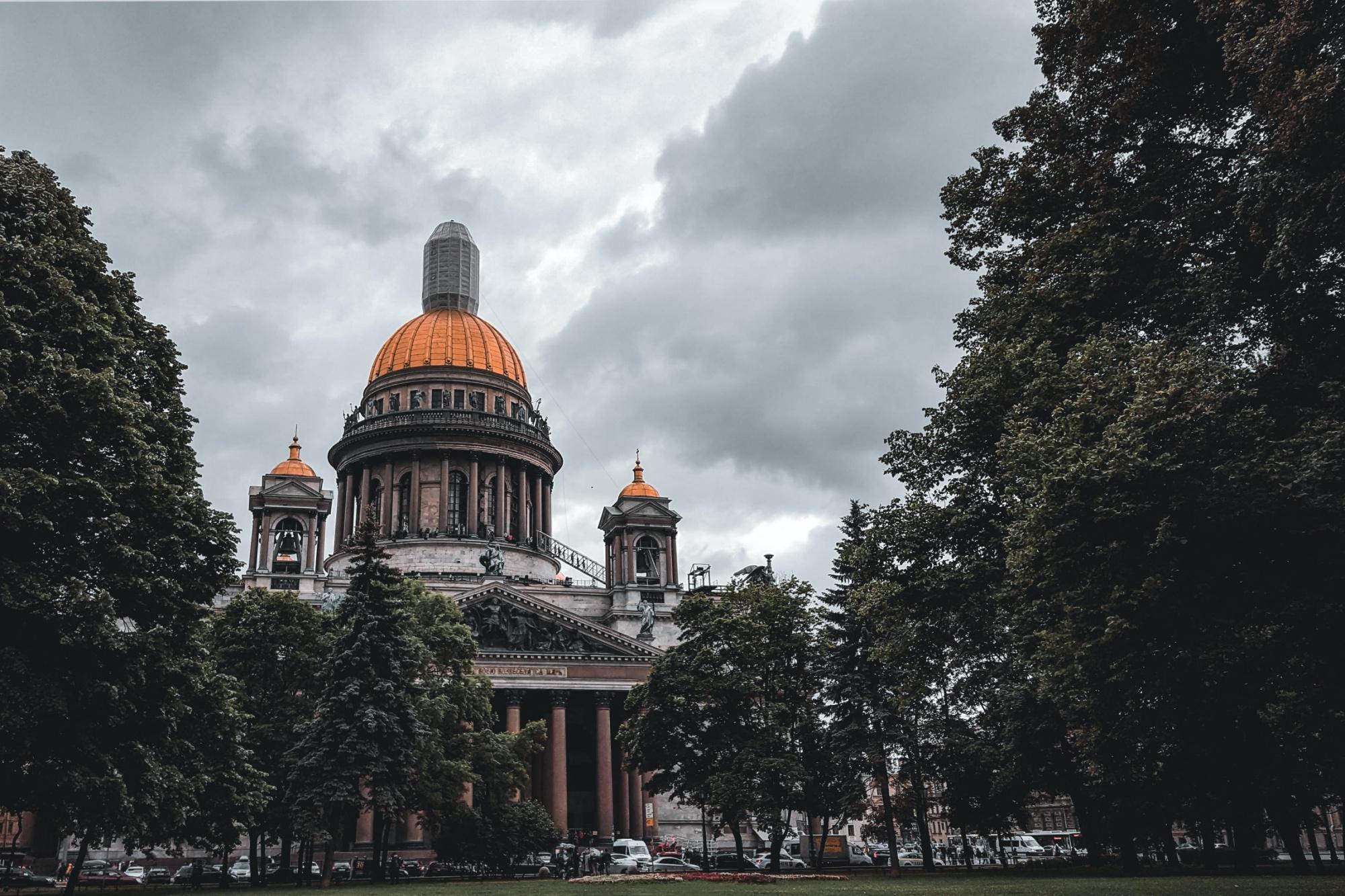 Обзорная экскурсия по Петербургу