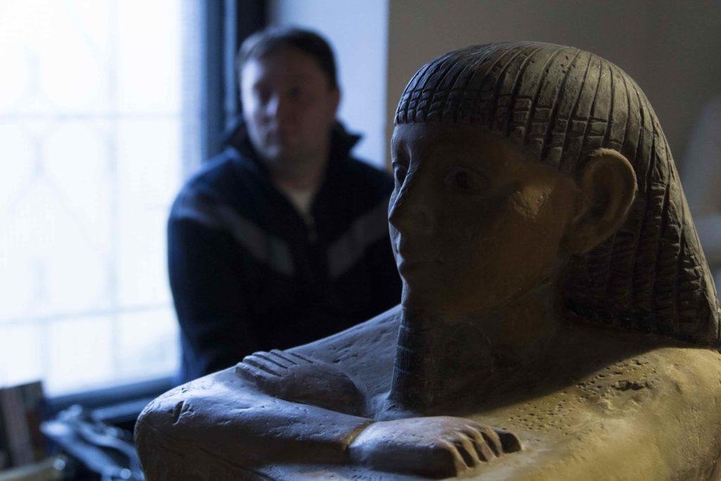 египетская комната (2)