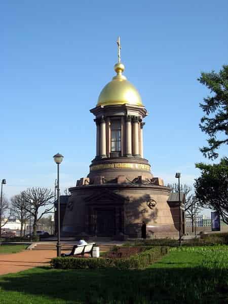 санкт-петербург троицкая часовня-min