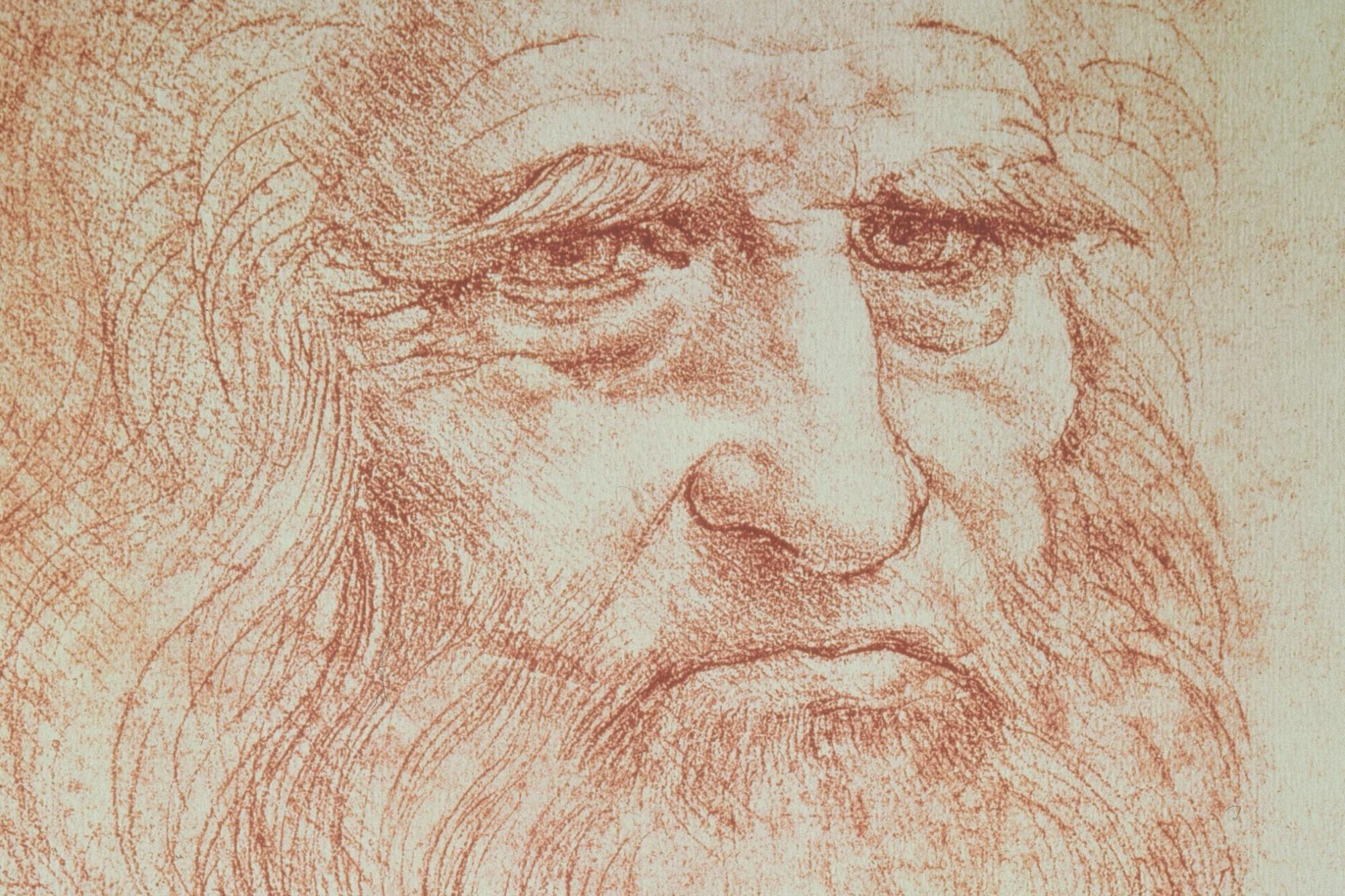 Детское игровое занятие «Леонардо да Винчи»